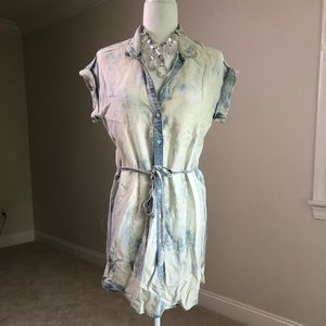 Cloth & Stone Denim Dress